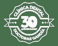 dentista Denia - Clínica dental Doctoras Gandía - 30 aniversario